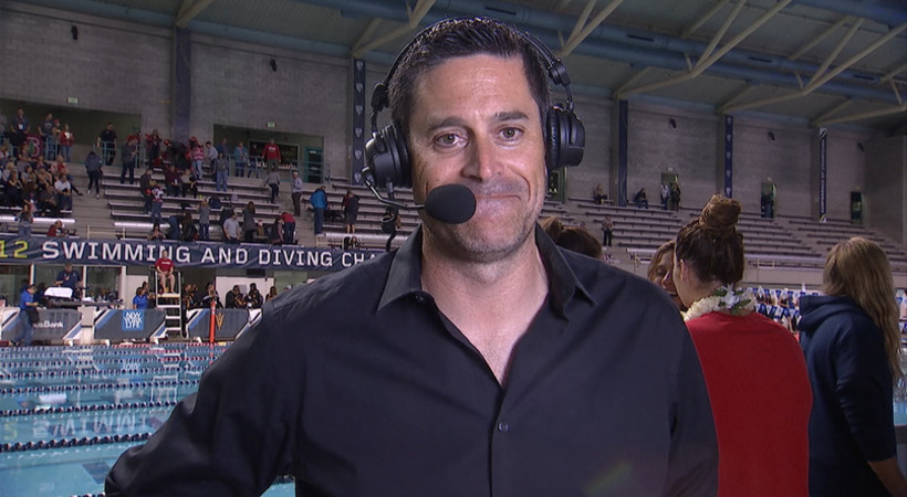 2020 Pac-12 Swimming (W) & Diving (M/W) Championships: Greg Meehan discusses Stanford's depth, preparation for NCAA Championships