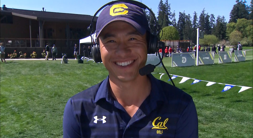 2019 Pac-12 Men's Golf Championships: Cal's Collin Morikawa shares how Pac-12 individual crown is 'really special' in senior season
