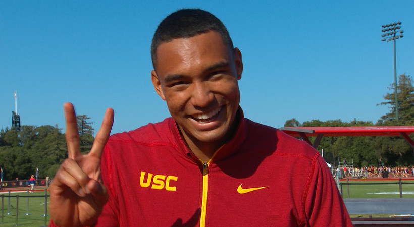 2018 Pac-12 Track & Field Championships: USC's Michael Norman takes home titles in 200-meters, 400-meters