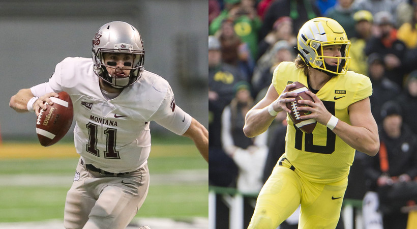 Montana-Oregon football game preview