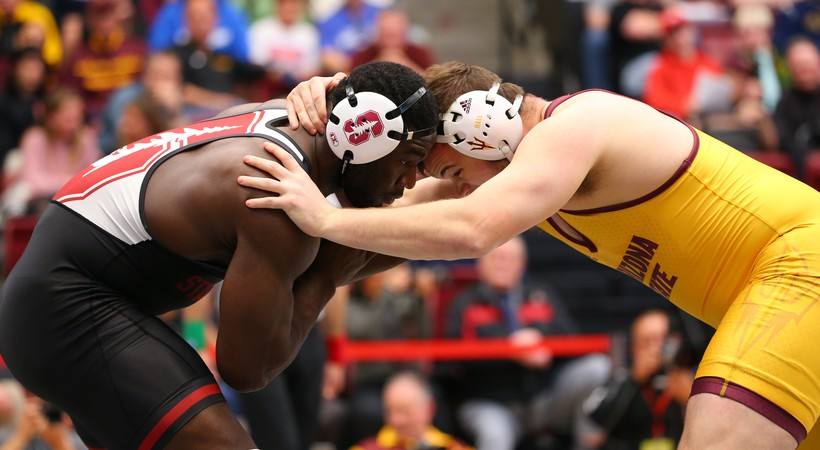 2020 Pac-12 Wrestling Championships: Recapping all the action from the conference finals