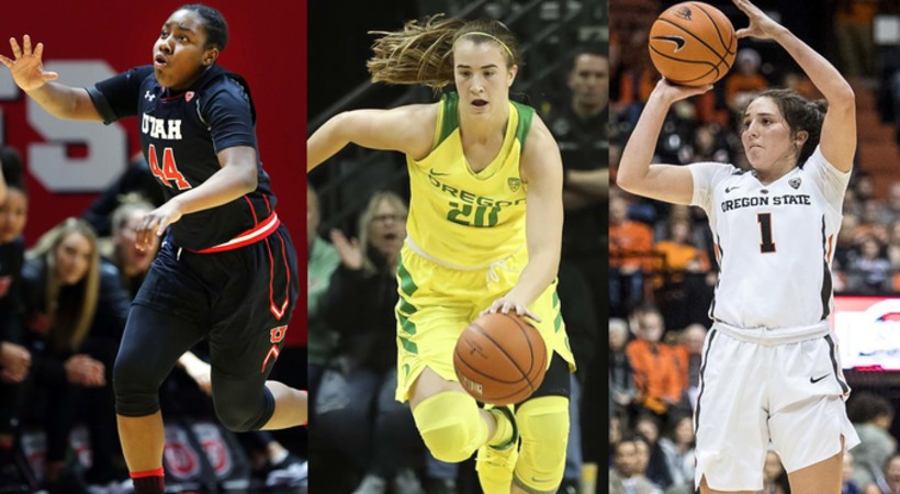 Michelle Smith WBB Feature: What a Pac-12 media awards ballot looks