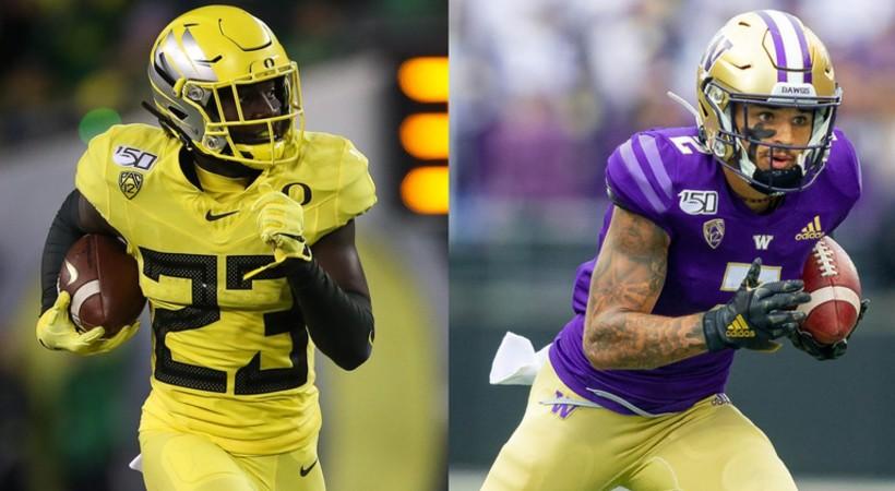 Oregon-Washington football game preview