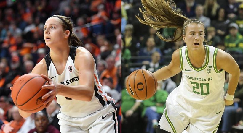 Oregon State-Oregon women's basketball game preview