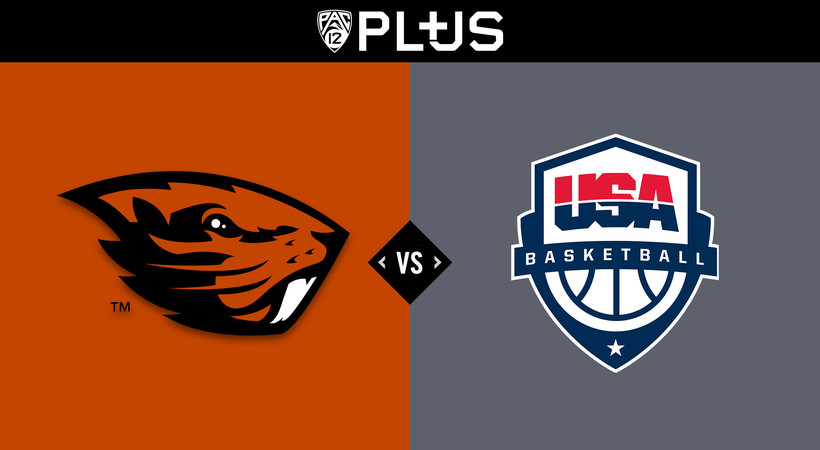 Extended Highlights: Oregon State women's basketball showcase talent against USA Women's National Team