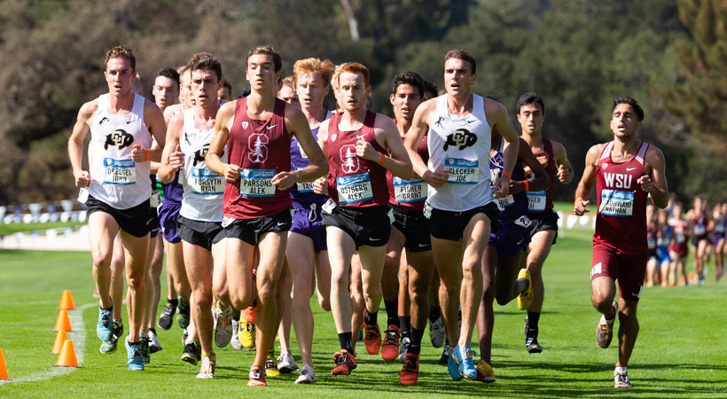 2018 Pac-12 Men's Cross Country Championships on demand