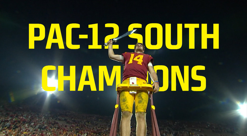 USC Trojans' path to the Pac-12 Football Championship