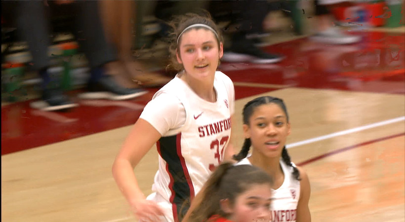 Recap: No. 6 Stanford women's basketball uses second-half surge to blow out Utah at Maples Pavilion