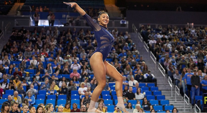 Kyla Ross highlights: Full video of all 22 perfect-10 routines by 'The Boss'