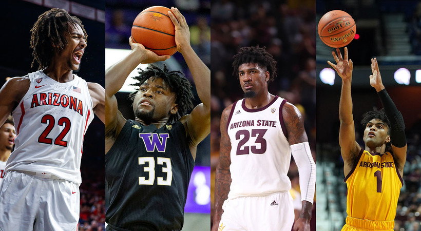 Roundup: Four Pac-12 hoopers announce NBA Draft futures