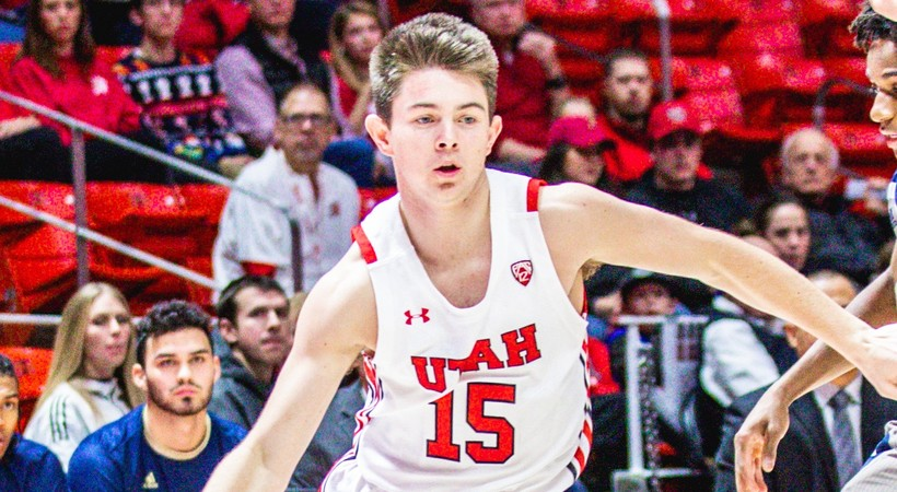 Highlights: Rylan Jones' clutch second half leads Utah past Washington State 76-64