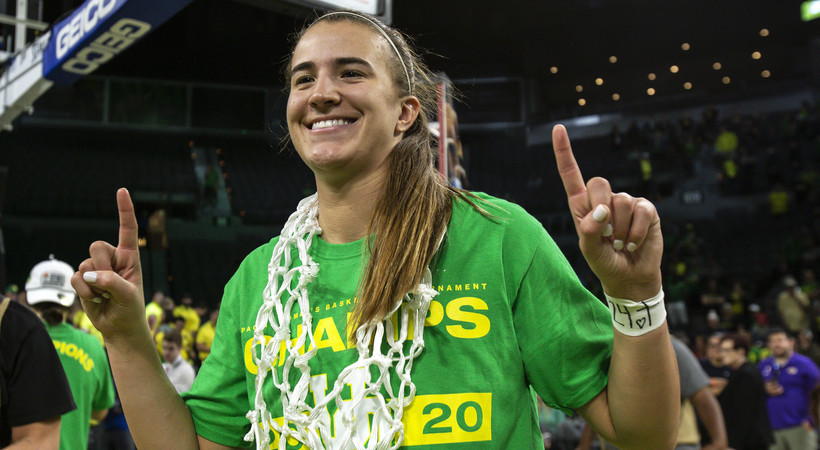 2020 Pac-12 Women's Basketball Tournament: Oregon dominates Stanford, sweeps regular season and tourney Pac-12 crowns