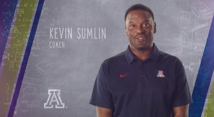Extra Yard for Teachers: Arizona's Kevin Sumlin grew up in education-oriented family