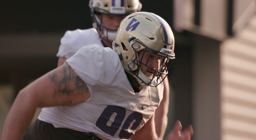 'The Drive Season 6: Washington football'