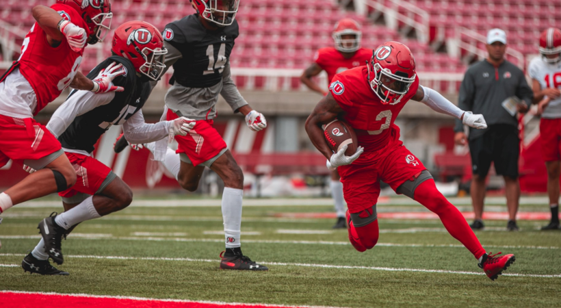 Utah football training camp 2019: Photos, social moments and other behind-the-scenes access from Salt Lake City