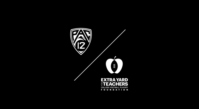 Recapping 2020 Teacher Appreciation Week in the Pac-12