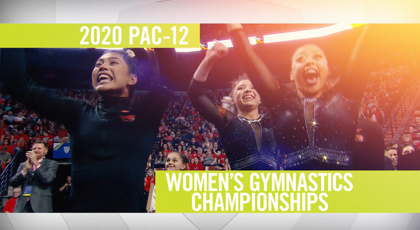 Anticipation building for 2020 Pac-12 Women's Gymnastics Championships