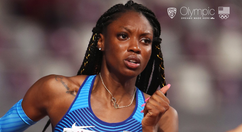 Olympic Dreams Made Here: USC sprinter Angie Annelus sets medal goal ahead of Tokyo