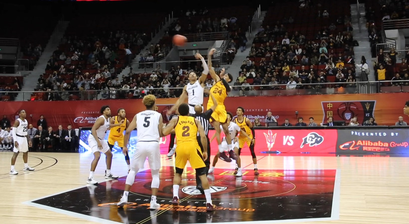 Pac-12 China Game Wrap: ASU, Colorado continue success of Pac-12 Global initiative