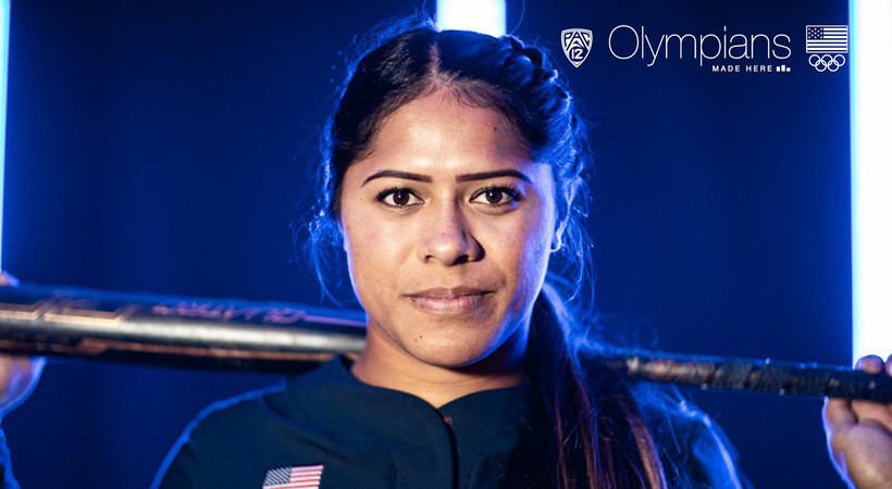Olympians Made Here: Arizona's Dejah Mulipola says Olympics are 'peak of the mountain' for her career