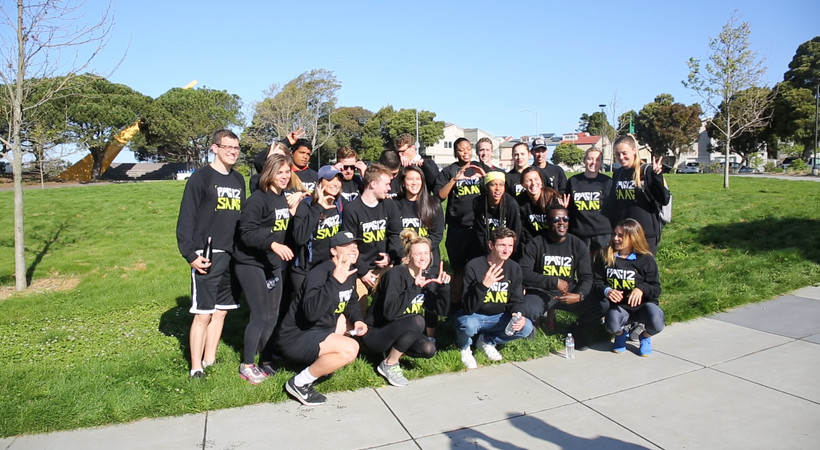 Pac-12 Impact: Pac-12 Student-Athlete Advisory Committee beautifies park in San Francisco