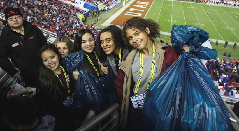 Pac-12 Team Green looks back at a year of promoting sustainability