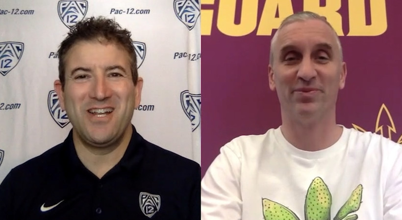 Bobby Hurley traces ASU's path to Pac-12 title hopes with Andy Katz: 'We're battle tested'