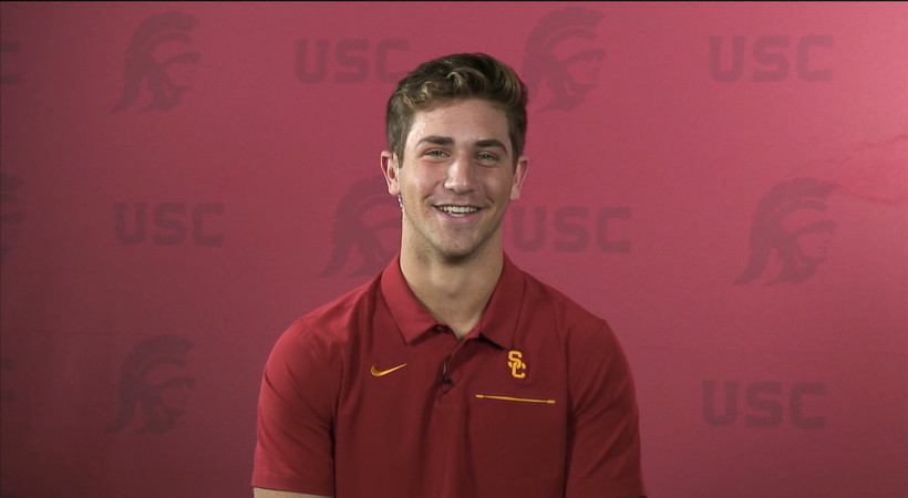USC's Kedon Slovis reflects on Pac-12 Offensive Freshman of the Year honors