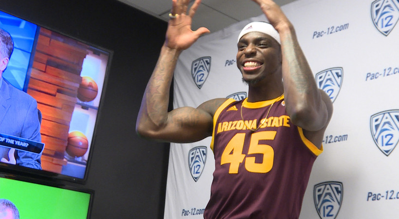 2018 Pac-12 Men's Basketball Media Day: Pac-12 stars get their jam on