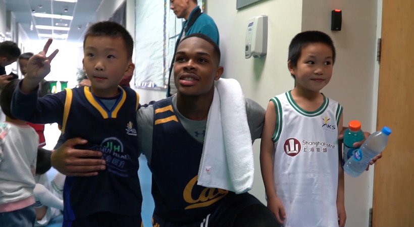 Pac-12 Global: Looking back on Cal men's basketball's experience in fourth annual Pac-12 China Game