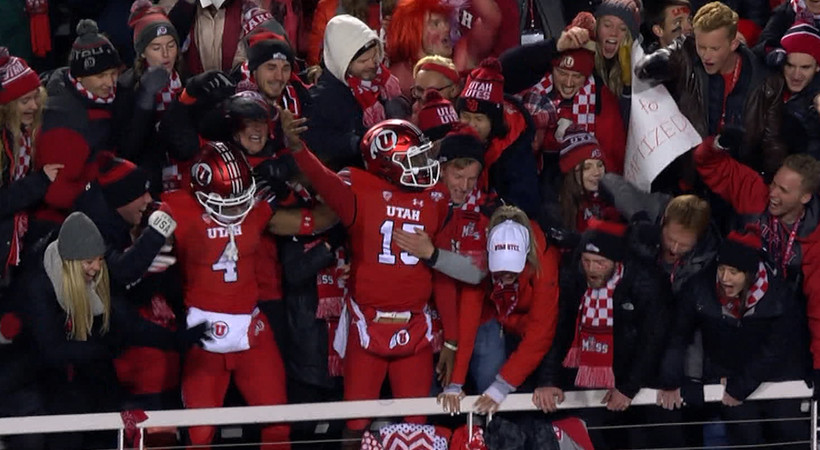 Utah football, fresh off Pac-12 South title, takes aim at Holiday Bowl win to round out 2018 campaign