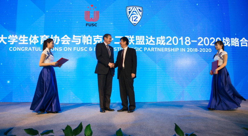 Pac-12, FUSC Celebrate Fifth Year of Partnership at Third Annual Summit