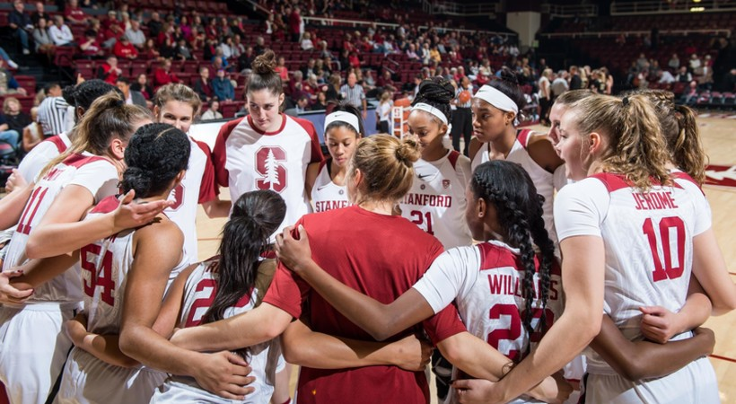 Only Top-25 women's basketball matchup headed to The Farm