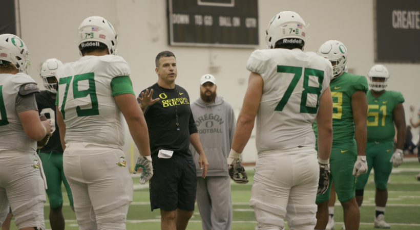 'The Drive Season 6: Oregon football'