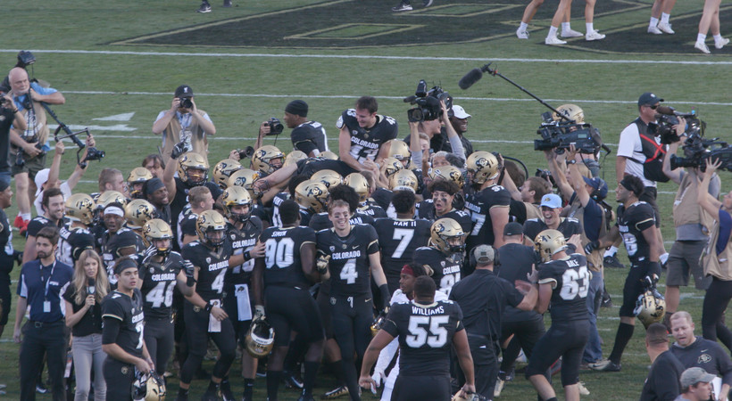 Evan Price's late field goal sends Buffs past Cardinal on 'The Drive' Season 7