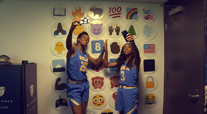 2017 Pac-12 Women's Basketball Media Day: UCLA's Jordin Canada and Monique Billings 'turn up'