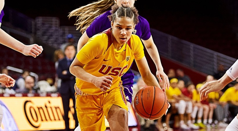 Recap: USC women's basketball takes down Washington in back-and-forth overtime thriller
