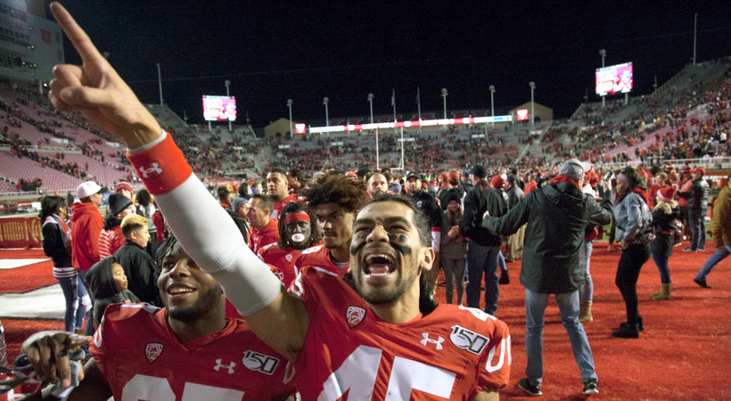 Highlights: No. 7 Utah adds to CFP resume, takes control of Pac-12 South with statement win over UCLA