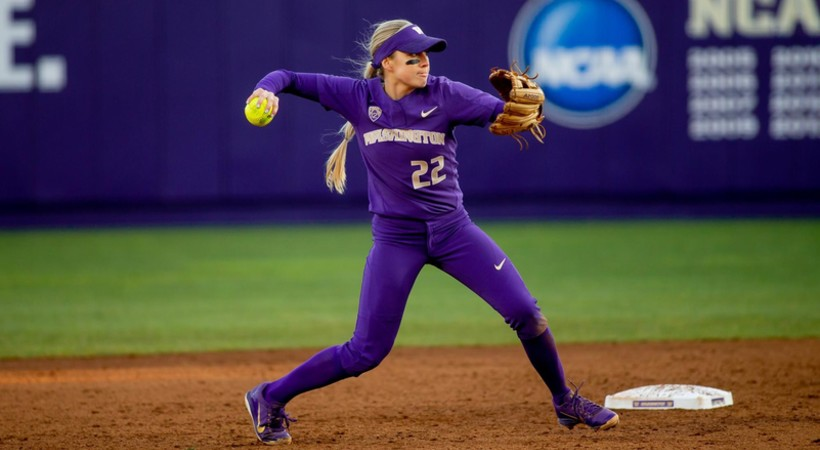618f1fe4d Four Ranked Teams Lead Pac-12 Softball at Midseason Point | Pac-12