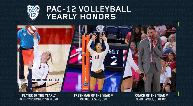 Pac-12 volleyball postseason honors announced  c372cef2c