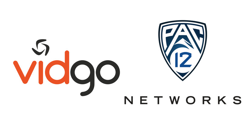 Pac-12 Networks announces distribution partnership with over-the-top streaming service Vidgo