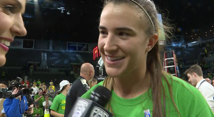 2020 Pac-12 Women's Basketball Tournament: Sabrina Ionescu, Oregon Ducks 'had to' avenge last year's championship loss to Stanford