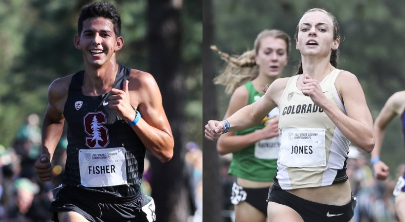 Colorado women, Stanford men capture Pac-12 Cross Country Championships