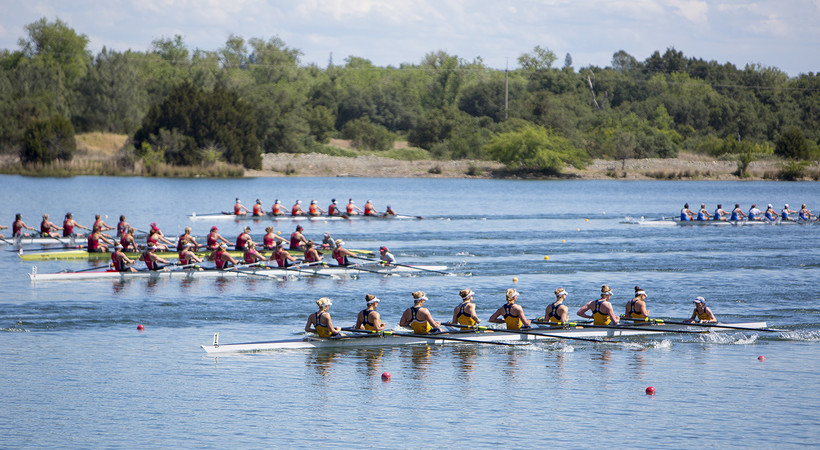 Stanford women earn 9th bid to NCAA rowing championships
