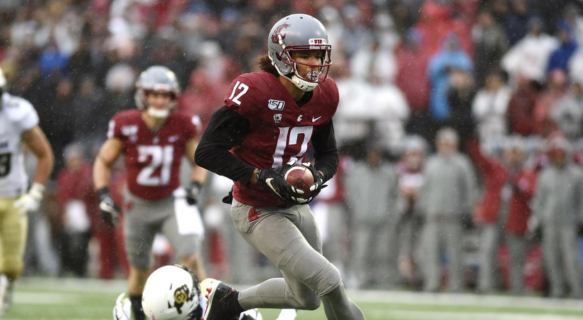 Highlights: Washington State football downs Colorado for first Pac-12 win
