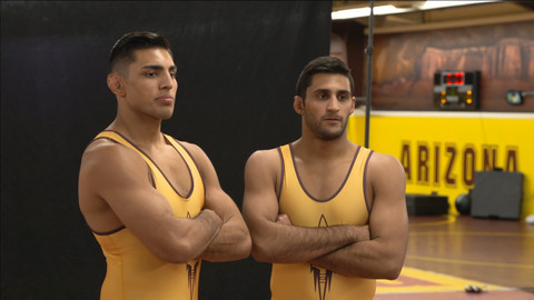 Wrestling Brothers Zahid And Anthony Valencia Ignite