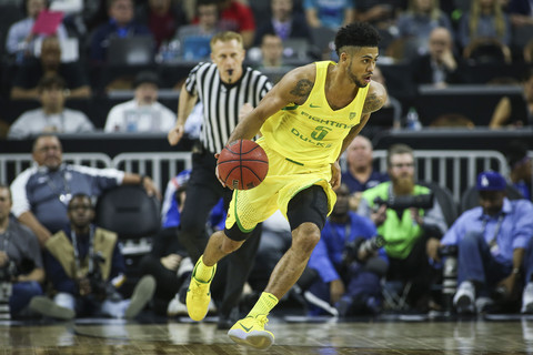 2017 pac 12 men's basketball tournament: oregon's tyler