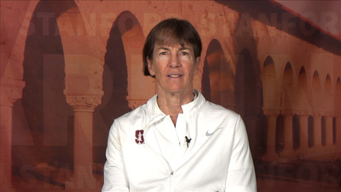 Tara VanDerveer says No. 2 seed Stanford is prepared for postseason because of 'great competition in the Pac-12'