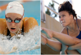 USC's Vose, UCLA's Polyakova December 2015 swimmer & diver of the month