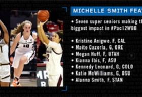 Michelle Smith WBB Feature: Seven super seniors making the biggest impact